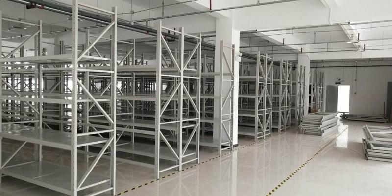 仓储货架类型及功能全解析